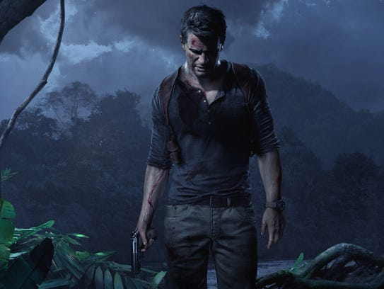 A scene from 'Uncharted 4: A Thief's End.'