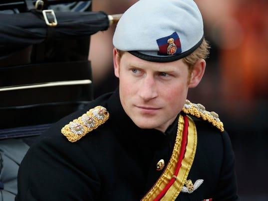 AP Britain Prince Harry