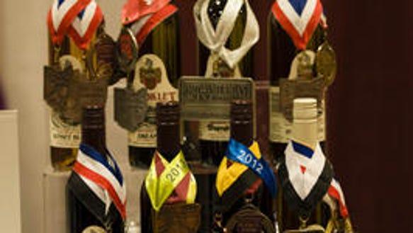 wine festival winners