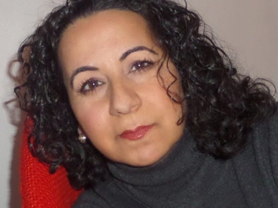 Maya Berry, executive director of the Arab American