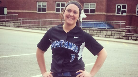 Smoky Mountain junior Micayla McCoy has committed to play college softball for Georgia Highlands.