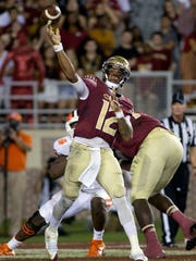 Florida State redshirt sophomore quarterback Deondre Francois will look for a breakout performance against Clemson in 2017.