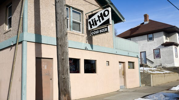 Walters Hi-Ho Tavern's new owners, who purchased  the