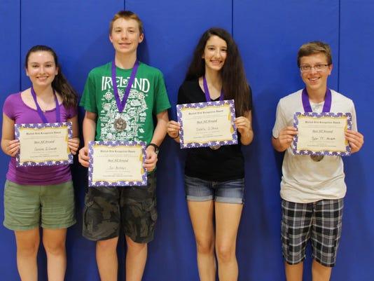 BRI 0717 CN Warren Middle School awards