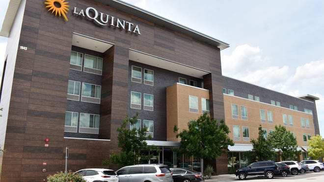 The La Quinta Inn & Suites of Lakeway opened this past spring in the Oaks at Lakeway. The retail center was the subject of Monday night's City Council meeting as members set a timeline for the project's developer to begin construction on a Main Street extension.
