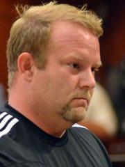 Richard Sager of Laurel, Miss., is a teacher and soccer