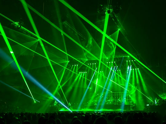 """The show that we're doing this year we couldn't do five years ago,"" says Trans-Siberian Orchestra creator Paul O'Neill. ""Technology has been moving in such leaps and bounds."""