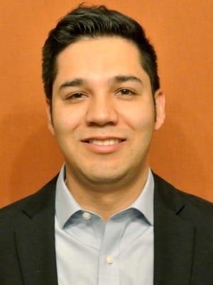 Oscar Sandoval, candidate for Port Hueneme City Council.