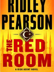 """""""The Red Room"""" by Ridley Pearson was released Tuesday, June 17"""