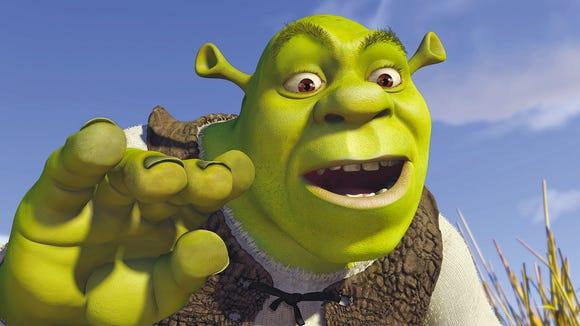 Shrek is available on Hulu.