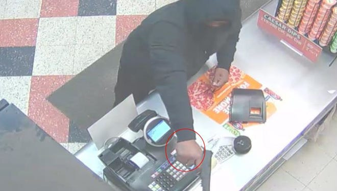 Anyone who knows the identity of this suspect or has information about the robbery is asked by police to contact Auburn Hills Police Department at 248-370-9444.