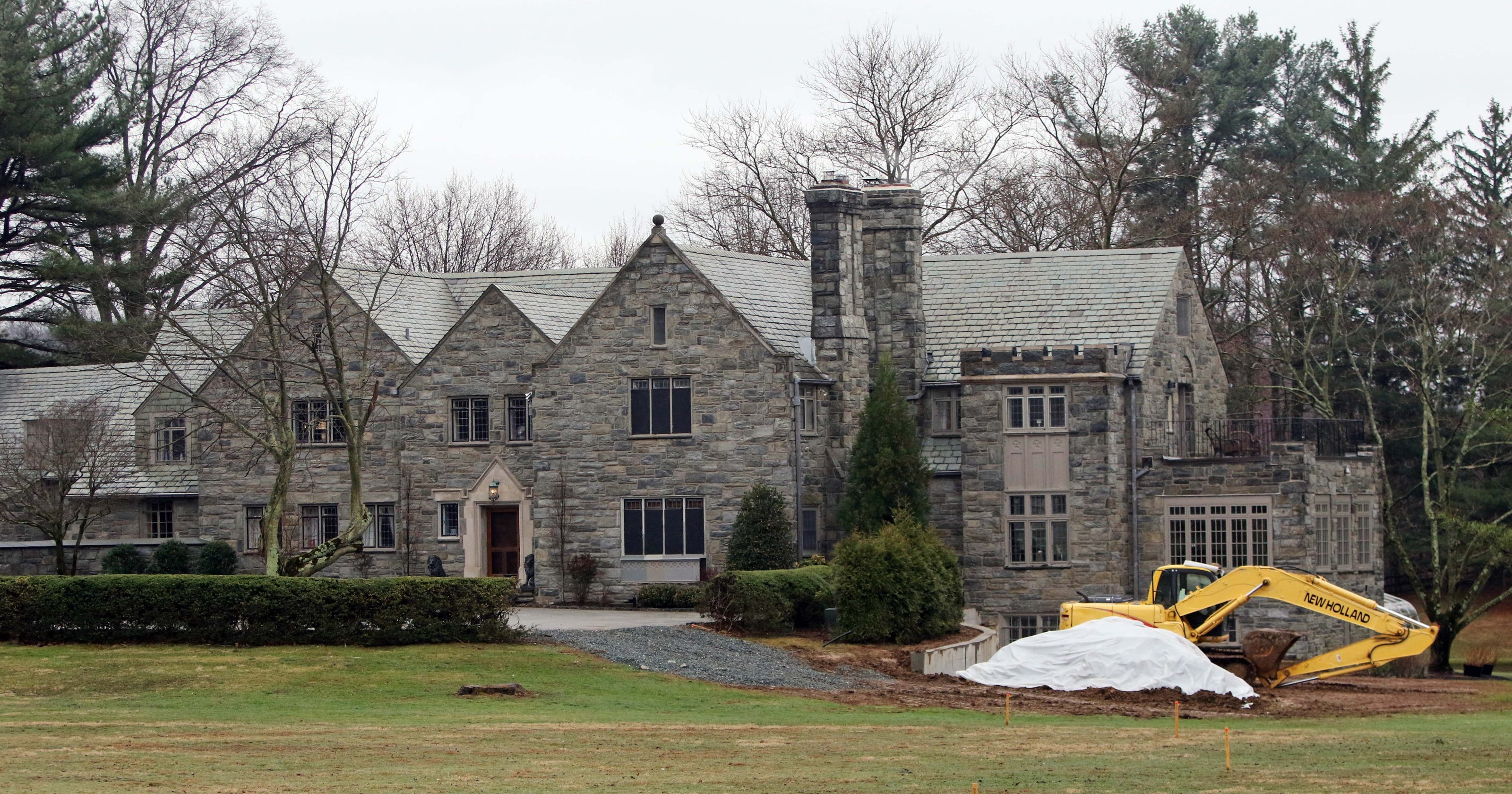 Battle over $5 million Chateau Country estate ends for Tigani