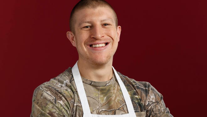 "Wilmington native Tyler Viars competes on ""Masterchef."""
