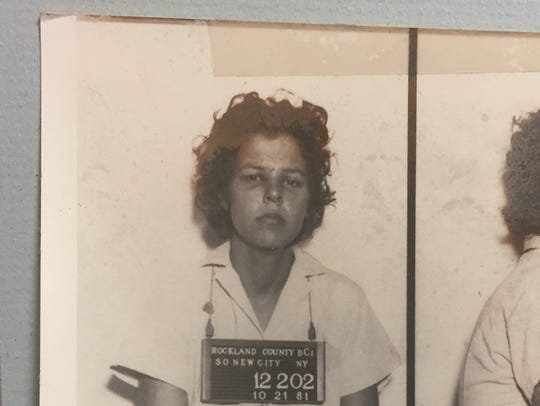 Judith Clark, a convicted member of the Weather Underground,