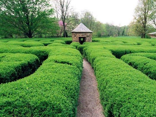 Harmonist Labyrinth