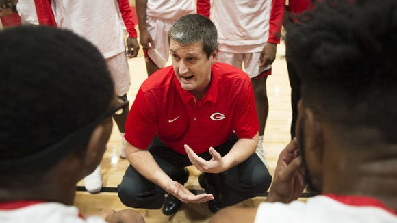 Greenville High coach Mike Anderson will lead his Red Raiders against a heady field in the fifth C. Dan Joyner Poinsettia Classic