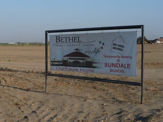 Bethel Family Center will move to property south of Cartmill Avenue, part of what city officials are hoping will be a catalyst for business development in the southeast Tulare.