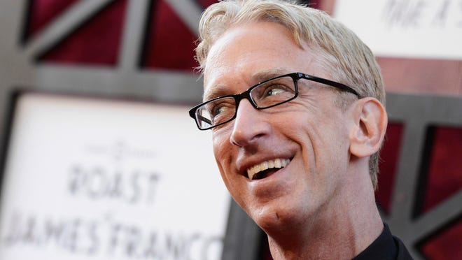 Comedian Andy Dick says he was assaulted outside a New Orleans nightclub after performing in the French Quarter.