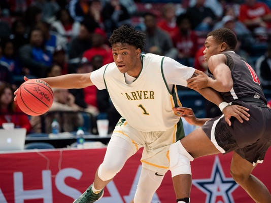 Boy's Basketball: Carver vs. Hazel Green
