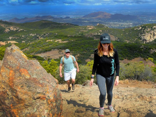 Hike this weekend with the Rancho Simi Trail Blazers.