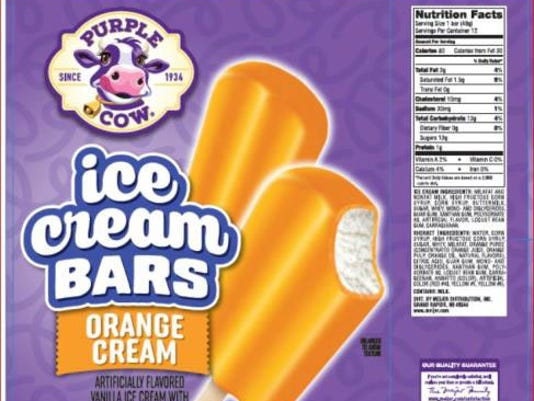 ice cream bars sold at aldi kroger meijer recalled for possible listeria contamination
