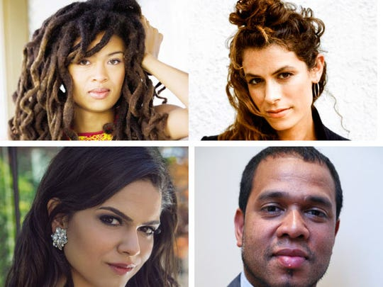 Professional artists (clockwise from top left) Valerie June, Jacqueline Suskin, Johnny Nu–ñez and Larisa Mart'ínez are partnering with four schools as part of the MPS Turnaround Arts initiative.