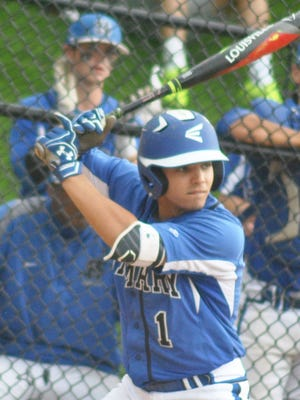 St. Mary graduate Joey Castellanos will take his bat and glove to UMass-Lowell.