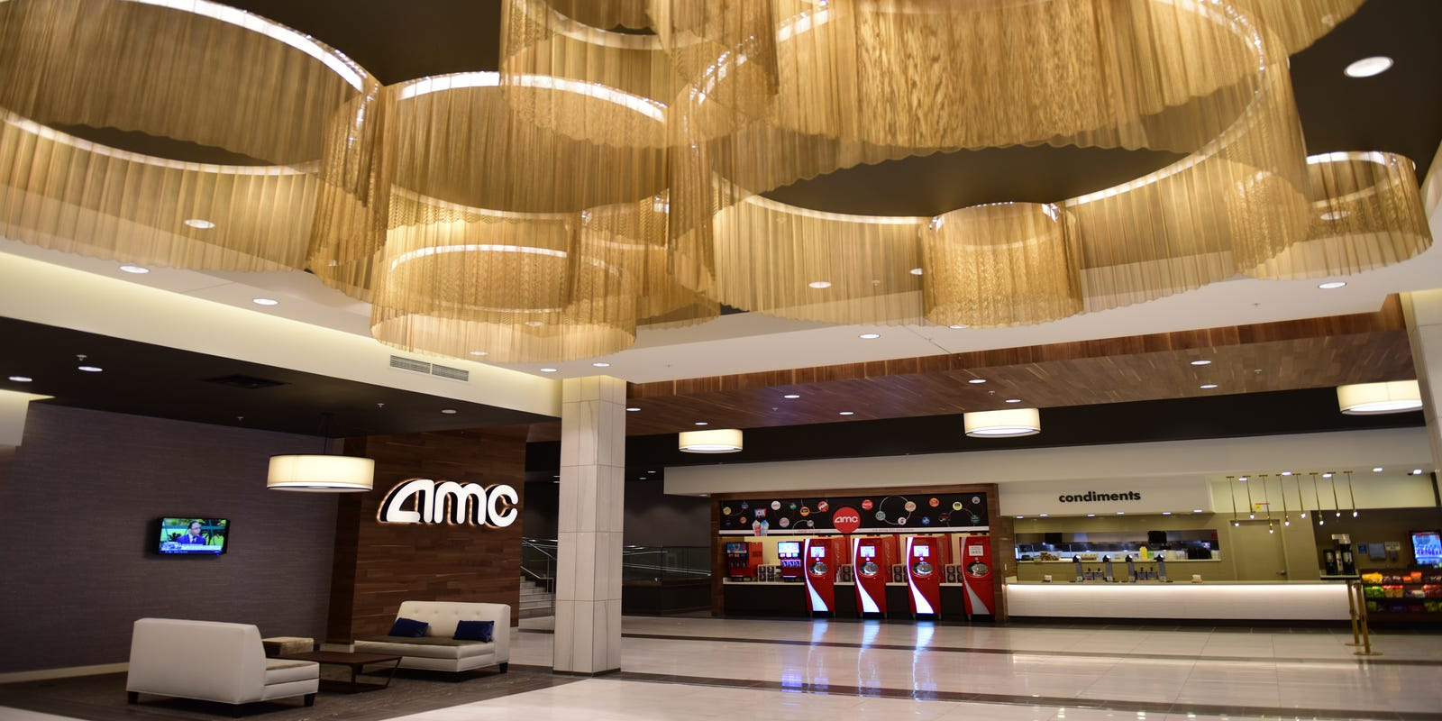 AMC dine-in theater opening in Hackensack