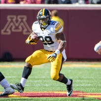 Badgers gird for Iowa's ground game