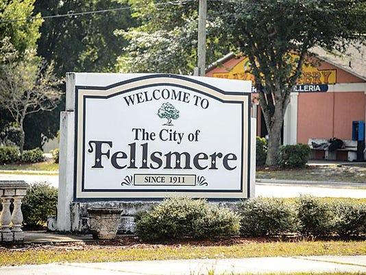 city-of-fellsmere sign