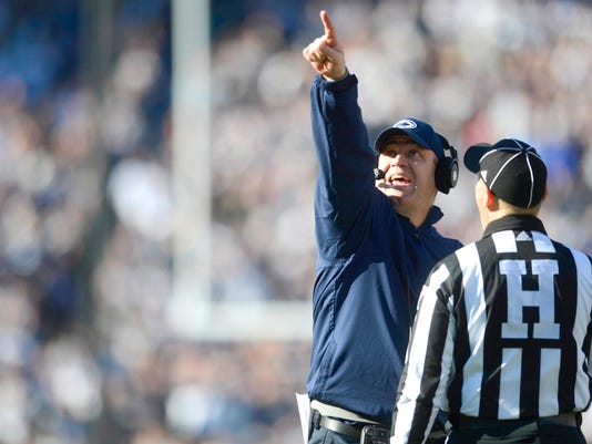 Bill O'Brien may add a lesser Rhode Island team to this year's schedule to help winning and recruiting during NCAA sanctions.