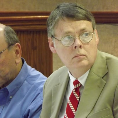 Longtime Springfield City Manager Paul Nutting fired by board