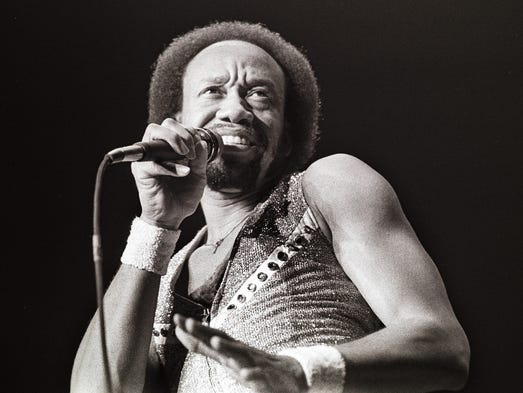 Maurice White, the founder of 'Earth Wind and Fire'