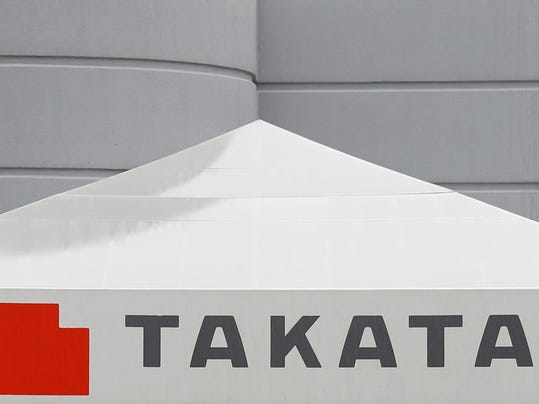 Australia Takata Recall