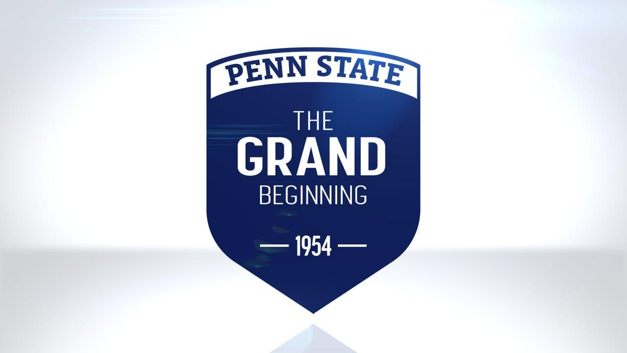 Photos: Penn State's groundbreaking 1954 football team