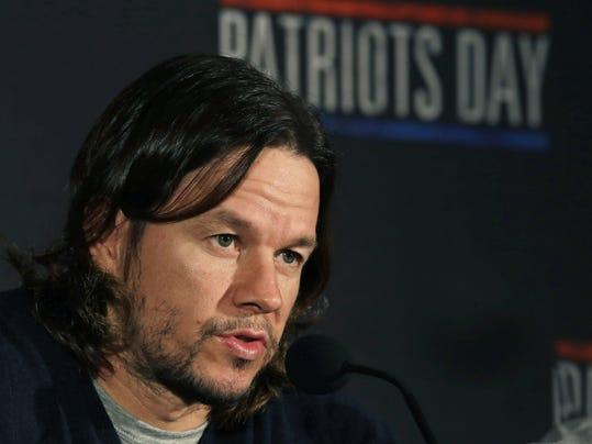 Mark Wahlberg Long Hair