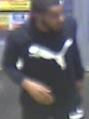Investigators are working to identify the man in this