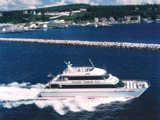 Mackinac Island Ferry Address