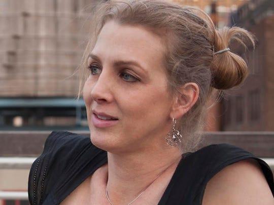"Kimberly Reed, director of ""Dark Money."""