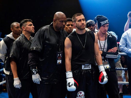 DFP southpaw movie r