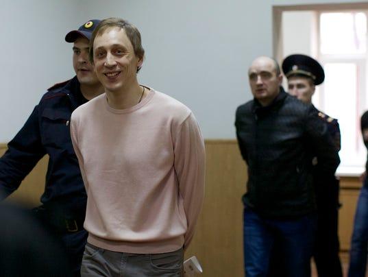 AP Russia Bolshoi