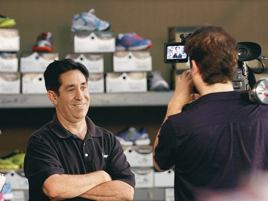 Andy Krafsur, former CEO of Spira Footwear, made a TV commercial in 2013  for the El Paso athletic shoe brand as part of a crowdfunding campaign.
