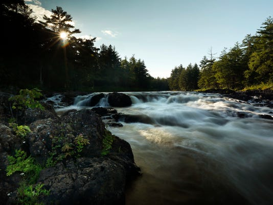 AP INTERIOR NATIONAL MONUMENTS MAINE A FILE USA ME