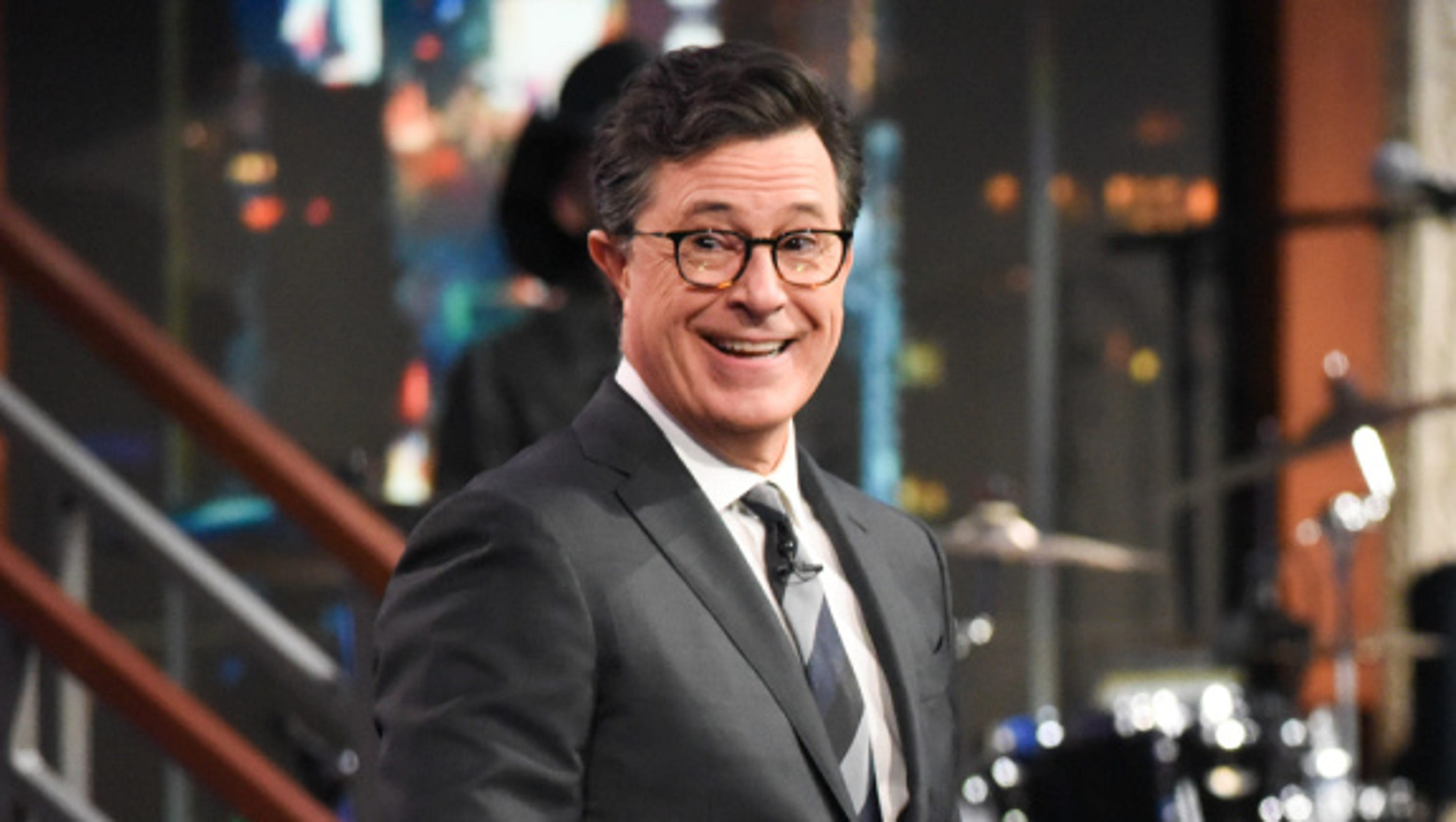 'Late Show': The one thing Stephen Colbert, Donald Trump ...
