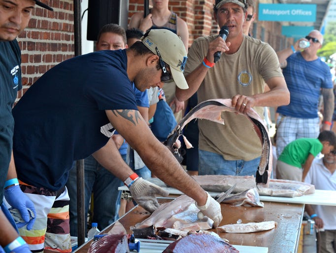 America's annual seafood festivals and cook-offs
