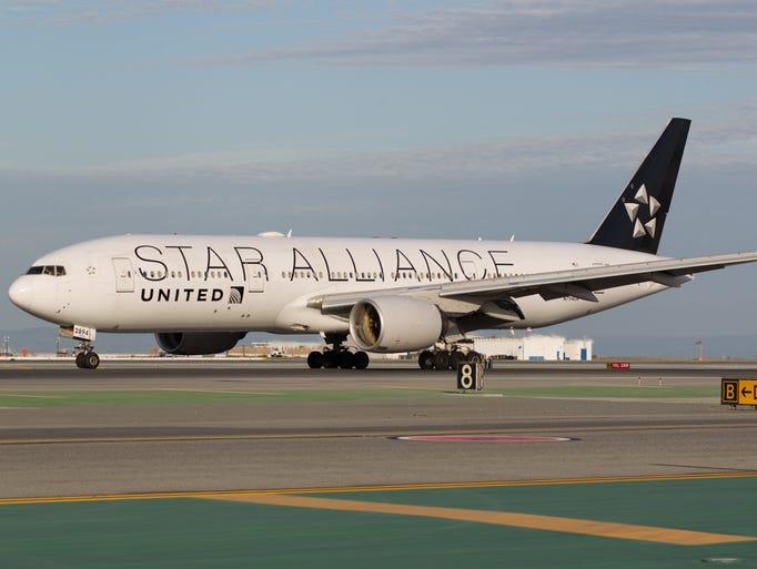 19. San Francisco-Hong Kong (6,938 miles): United Airlines
