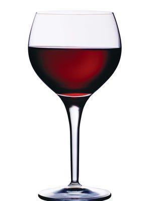 Wine tasting dinner at Cafe Panache