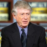 Ted Koppel calmly tells Sean Hannity he's 'bad for America'