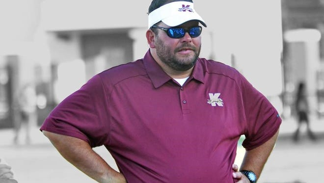 Offensive coordinator Chad Peterson was promoted to head coach of the Whippets on Monday night.