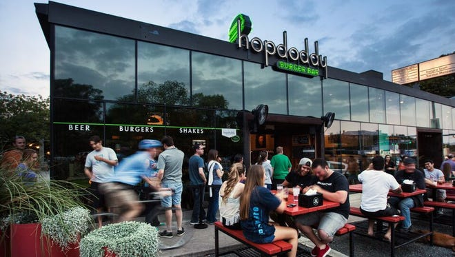 A Hopdoddy Burger Bar is coming to Overton Square.